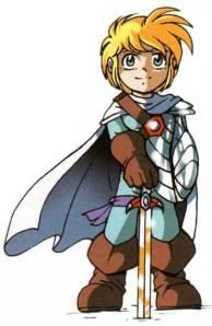 Le leader, le chevalier Danaël - © http://fr.leslegendaires.wikia.com/wiki/Dana%C3%ABl