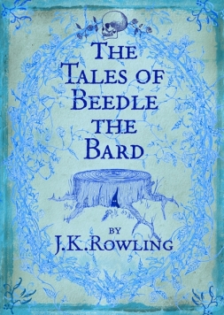 Les Contes de Beedle le Barde en VO - © http://www.bloomsbury.com/uk/the-tales-of-beedle-the-bard-9780747599876/