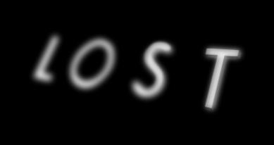 Logo de la série - © http://commons.wikimedia.org/wiki/File:Lost_main_title.svg