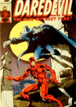 Couverture d'un comic Daredevil - © https://flic.kr/p/6P2jgJ