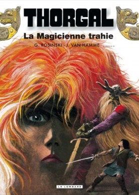 Thorgal tome 1 - © http://www.lelombard.com/albums-fiche-bd/thorgal/magicienne-trahie,592.html