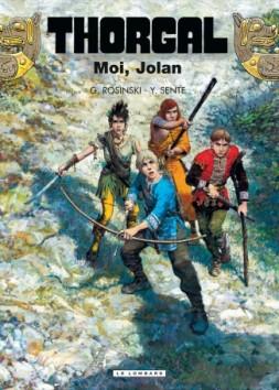 Premier tome du cycle de Jolan - © http://www.lelombard.com/albums-fiche-bd/thorgal/moi-jolan,622.html