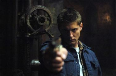 Dean (Jensen Ackles), saison 5 - © http://www.allocine.fr/series/ficheserie-440/photos/detail/?cmediafile=18933570