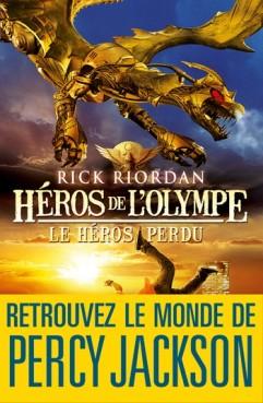 Héros de l'Olympe, tome 1, éditions Albin Michel - © http://www.albin-michel.fr/Heros-de-l-Olympe-tome-1-EAN=9782226220028
