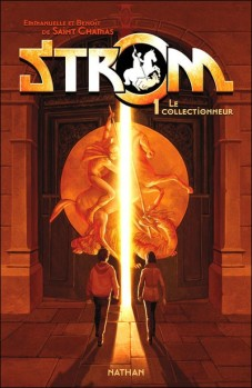 Tome 1, Le Collectionneur - © http://www.nathan.fr/jeunesse/