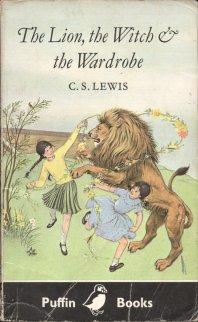 Couverture du premier tome de Narnia par Pauline Baynes - © https://flic.kr/p/5fPVjk