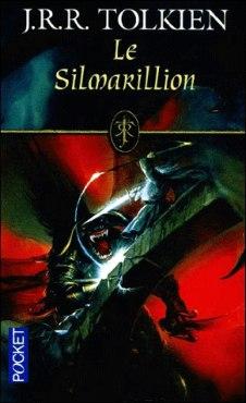 Couverture VF du Silmarillion - © http://fr.jrrtolkien.wikia.com/wiki/Le_Silmarillion?file=9782266121026.jpg