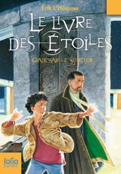 Tome 1 - © http://www.gallimard-jeunesse.fr/Catalogue/GALLIMARD-JEUNESSE/Folio-Junior/Le-Livre-des-Etoiles