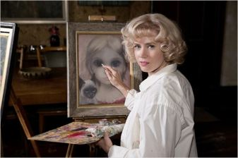 Margaret Keane (Amy Adams) peignant - © http://www.allocine.fr/film/fichefilm-134096/photos/detail/?cmediafile=21121180