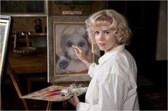 Margaret Keane (Amy Adams) peignant - © http://www.allocine.fr/film/fichefilm-134096/photos/detail/?cmediafile=21121180
