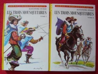 Editions Hachette, 1975 - © http://www.abebooks.fr/servlet/BookDetailsPL?bi=16020331358&searchurl=tn%3Dles+trois+mousquetaires%26an%3Ddumas%26fe%3Don